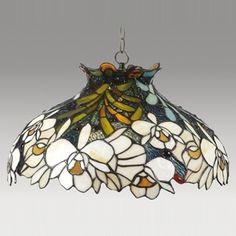 Colgante Lampara Tiffany Atenas Vitro Vitraux Vb Iluminacion - $ 6.110,00 en MercadoLibre