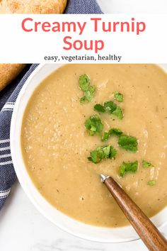 Gluten Free Recipes – Menus for Life Healthy Eating Recipes, Vegetarian Recipes, Cooking Recipes, Cleaning Recipes, Whole30 Recipes, Vegetable Recipes, Soup Appetizers, Healthy Appetizers, Turnip Soup