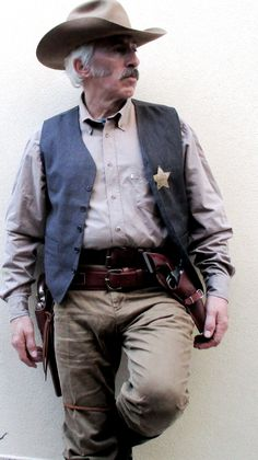 Tombstone Sheriff - Wild West