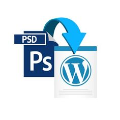 the trend of outsourcing business processes like psd to wordpress theme conversion has become common