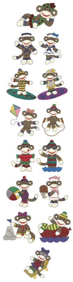 Embroidery Applique Machine Embroidery Designs Valentine Sock
