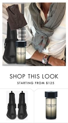 """""""♣ 50"""" by tyebluer ❤ liked on Polyvore featuring Yves Saint Laurent, L.L.Bean, Trilogy, men's fashion and menswear"""