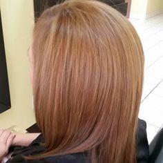 Color and keratin treatment