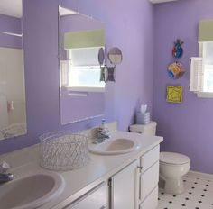 In My Own Style Affordable Bathroom Makeover - Bathroom Remodel Ideas - Country Living