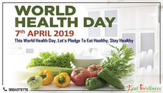 Zeal Wellness, World Health Day, Proper Nutrition, Stay Fit, How To Stay Healthy, Healthy Lifestyle, Healthy Eating, Let It Be, Vegetables