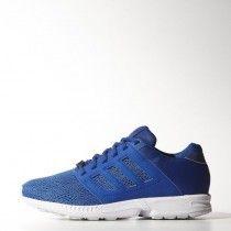 Chaussures Running Femme Homme Adidas Zx Flux 2.0 Bleu Royal - WPjfE