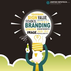 Switch on! the bright side of branding..