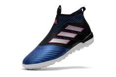 adidas ACE Tango 17+ Purecontrol TF Dragon - Blue Crystal White Core Black 84f78ec83e2