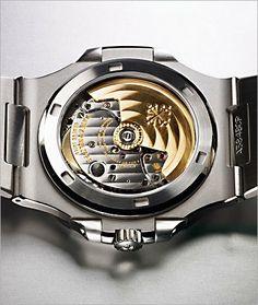 Patek Philippe – Nautilus Watch Case, Telling Time, Patek Philippe,  Automatic Watch, e769f88a04d0