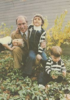 Pierre Elliott, Justin, Sacha and Michel Trudeau Justin Trudeau Family, Pm Trudeau, Justin James, Inspirational Leaders, Discover Canada, Canada Eh, Canadian History, Historical Images, Pierre Trudeau Quotes