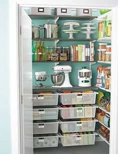 Image Result For Small Pantry Organizer Ideas Organized Pantry, Pantry  Organisation, Pantry Storage,