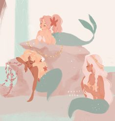 mermaid peter pan digital art cute sexy gif animation animated cartoon Related posts: No related posts. Punziella, Character Art, Character Design, Wow Art, Mermaid Art, Mermaid Lagoon, Animated Cartoons, Pretty Art, Art Inspo