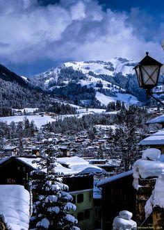 Kitzbühel, Tirol, Kitzbüheler Horn, Austria