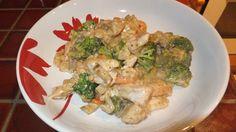 Satay Inspired Chicken Stir-Fry