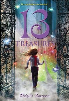 I read the 2nd too which is called thirteen curses  what a awesome book!! I need the third!!
