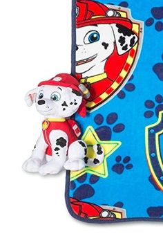 Paw Patrol Pillow and Throw Set >>> Want additional info? Click on the image.