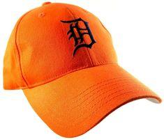 7aa60fb8b3659e #DETROIT #TIGERS #DETROITTIGERS #Orange #HAT Adjustable #Ball #Baseball  #BaseballHat #CAP #BaseballCap - #Genuine #MLB #MLBBaseball #Merch  #Merchandise # ...