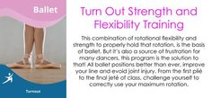 Ballet & Modern Dance Flexibility Training Combo – EasyFlexibility.com