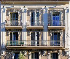 Barcelona - Sepúlveda 162 b | von Arnim Schulz