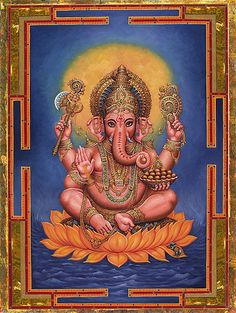 Although he is known by many other attributes, Ganesha's elephant head makes him particularly easy to identify.[6] Ganesha is widely revered as the Remover of Obstacles[7] and more generally as the Lord of Beginnings and the Lord of Obstacles,[8] patron of arts and sciences, and the deva of intellect and wisdom