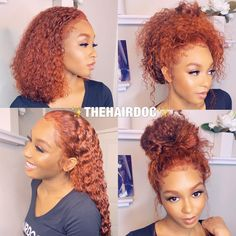 virgin human hair wig with baby hair and natural hair line Type of wigs: Front lace lace wig and full lace wig Hair color:As shown in the pic Texture:As shown in the pic Curly Lace Front Wigs, Human Hair Lace Wigs, Curly Wigs, Front Lace, Human Wigs, Curly Weaves, Curly Bob, Dyed Natural Hair, Dyed Hair