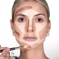 Técnicas incríveis de maquiagens do @thalysonsalvino! Ele arraaaaaaaaasa nas produções e nos tutoriais! Dicas imperdíveis! Amei essa make!  @thalysonsalvino @thalysonsalvino @thalysonsalvino
