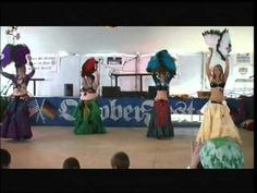 Tulsa Gypsy Fire Belly Dance Drum Solo and more at Oktoberfest