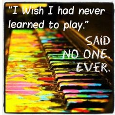 Nobody has ever said they regret learning music.  Give your children the opportunity!  Music Tips for Parents   NatMusicles