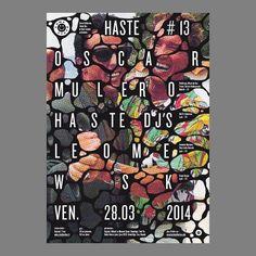 Affiche HASTE #13