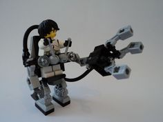 LEGO MINI MECHA SUIT