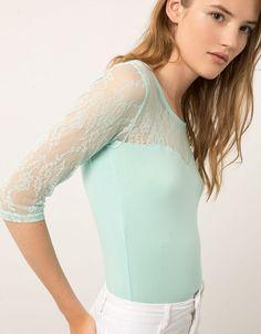 Tee-shirts - SOLDES - FEMME - Bershka France