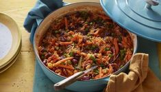 One Pot Vegetarian, Vegetarian Casserole, Vegetable Casserole, Vegetarian Recipes, Vegan Meals, Vegan Food, Healthy Food, Healthy Eating, Frozen Vegetables
