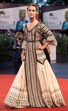 Alicia Vikander from 2015 Venice Film Festival: Star Sightings The actress appears at the premiere of A Danish Girl.
