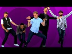 The Backstreet Boys Show Off Their Favorite Dance Moves.....their so funny, gosh i LOVE them♥