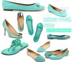 Minty Fresh Flats