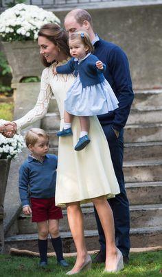 Mariage de Pippa Middleton : la princesse Charlotte et le...