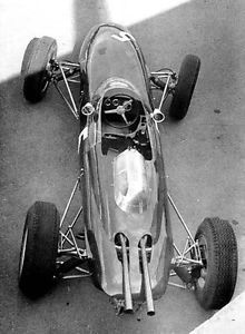 Details about 1963 Lola Coventry Climax V8 Formula 1 Race Car Photo ...
