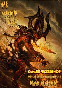 Games Workshop is Hiring!