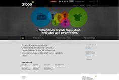 http://www.triboo.it via @url2pin