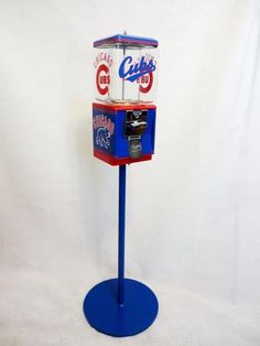 Customize your own Northwestern gumball machine  choose your theme + stand