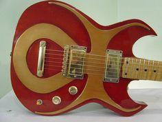 Custom Made SG Electric Guitar Heritage Cherry Gibson Bridge High End Maple Cap