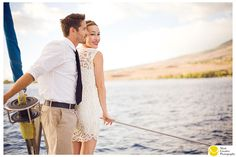 Catamaran Wedding aboard Trilogy Excursions. Photo by Maui Creative Photography. www.mauicreativephotography.com #wedding #love #sailing