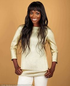 Lorraine Pascale celebrity chef and professional model was fostered and trance- racially adopted.