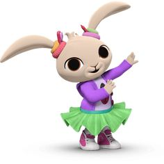 Check out this transparent Bing character Coco PNG image Coelho Bing, Bing Hase, Under Stairs Playroom, Bunny Birthday Cake, Bing Bunny, Bunny Dance, Disney Cars Party, Bunny Logo, Rabbit Cake