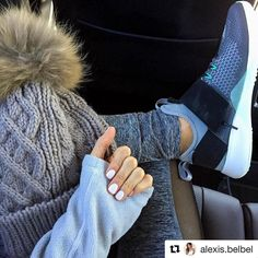 """Everyone is obsessed with our bestselling """"butter"""" leggings! Shop in store or online #Repost @alexis.belbel  Staying warm  cozy in these neutralsThese leggings are SO soft I have like 4 pairs of them and am obsessed!"""