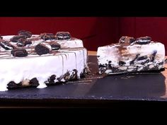 Εύκολη ΤΟΎΡΤΑ ΠΑΓΩΤΌ Cookies με Τραγανή βάση σοκολάτας!! I JV_desserts | Γιάννος - YouTube Cookies, Youtube, Desserts, Food, Biscuits, Meal, Deserts, Essen, Hoods