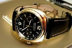 Limited Edition rose gold Panerai