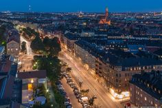 """I would like to open a similar thread to """"Skylines of largest N&B cities"""" - but this one for aerial pictures. With aerial picture I mean picture which is. City Pages, Stockholm, Paris Skyline, Scandinavian, Pictures, Travel, Cities, Traveling, Photos"""