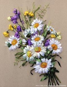 Izšujam ziedus;) - Ideju kabata