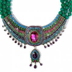 """""""Crystal Magnetism"""" Necklace - Necklaces – Shop Jewelry   Heidi Daus Designs Official Site"""